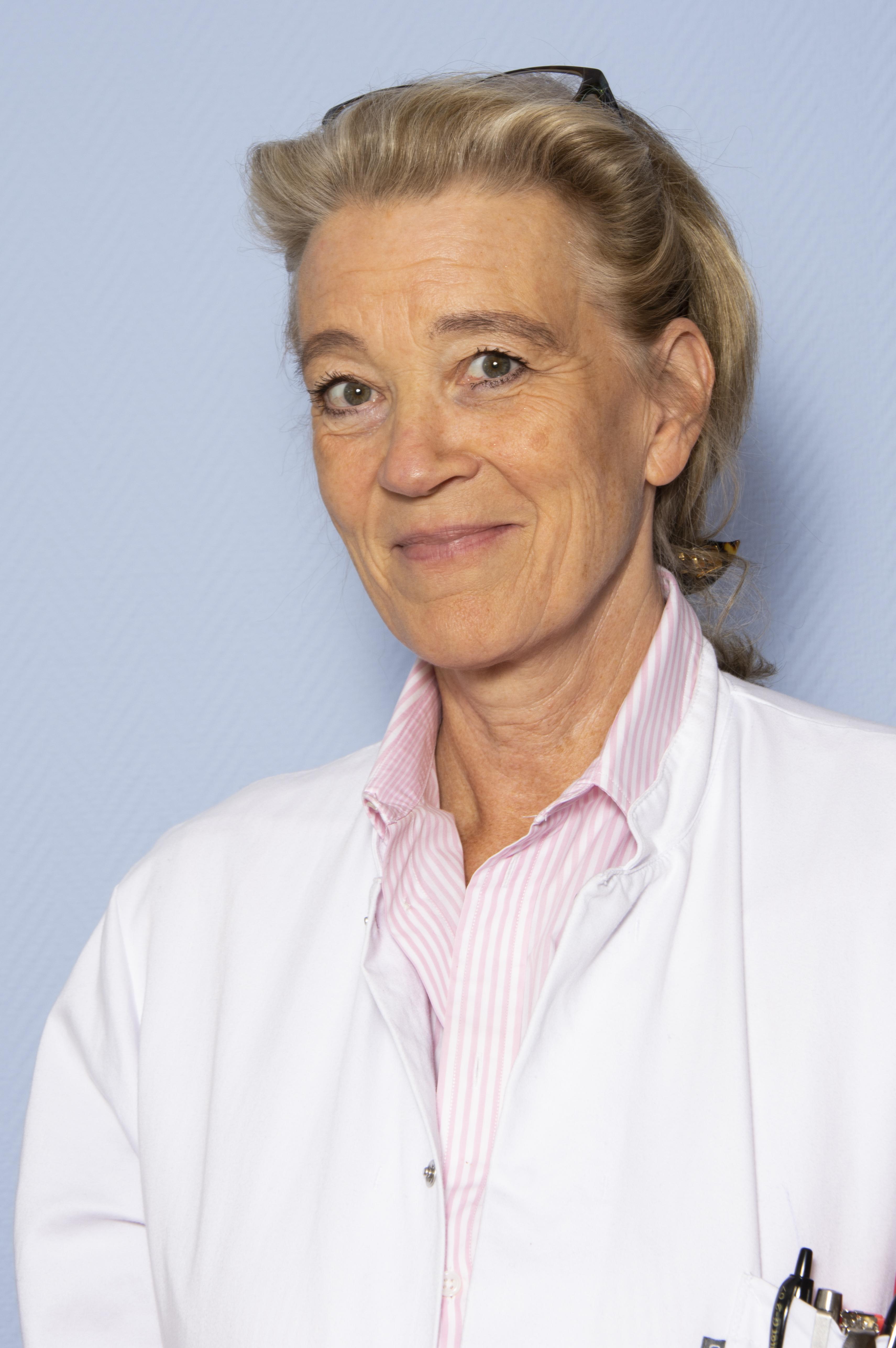 PD Dr. Irene Teichert – von Lüttichau