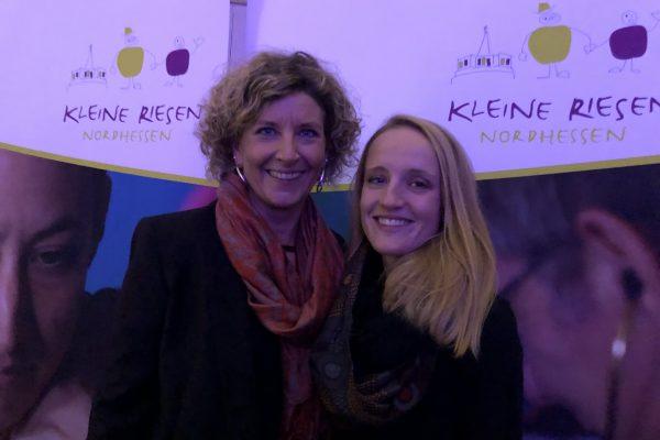 """Kleine Riesen besuchen """"Kleine Riesen Nordhessen e.V."""""""