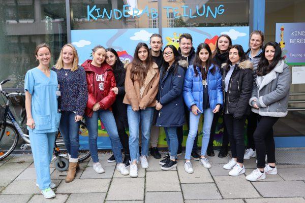 Danke an die Marieluise-Fleißer-Realschule!